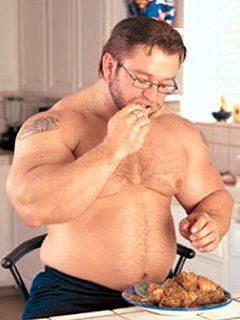 Lee Priest bulking