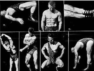 Various exercises from The Athalding System