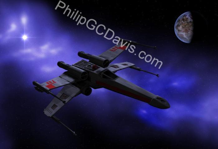 Xwing ISD 13