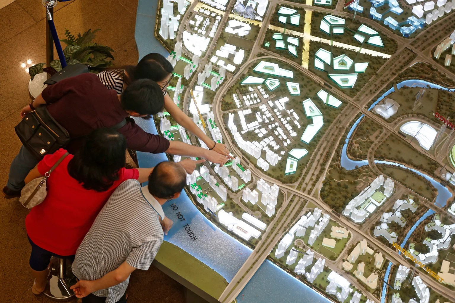 Image result for hdb model straits times