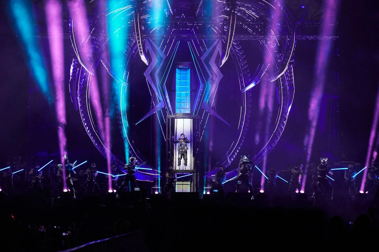 Image result for Jay chou concert