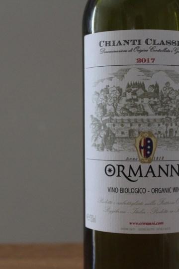 Chianti Classico, Ormanni