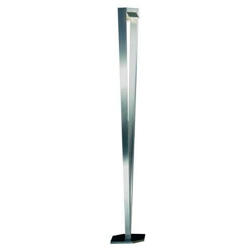 Design vloerlamp staal woonkamer  Straluma