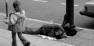 Obdachlosigkeit Andalusien