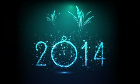 Silvester 2013 in Conil