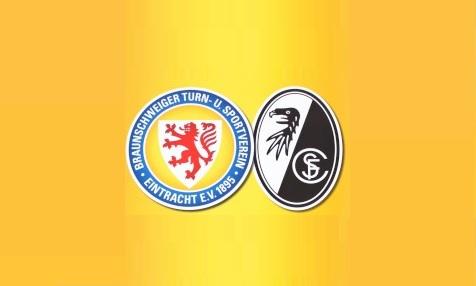 Eintracht Braunschweig - SC Freiburg in Chiclana de la Frontera