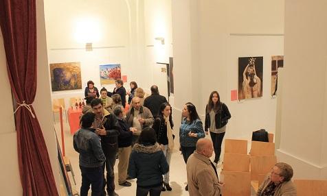 Kunstausstellung Conil