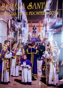 Semana Santa in Chiclana 2014