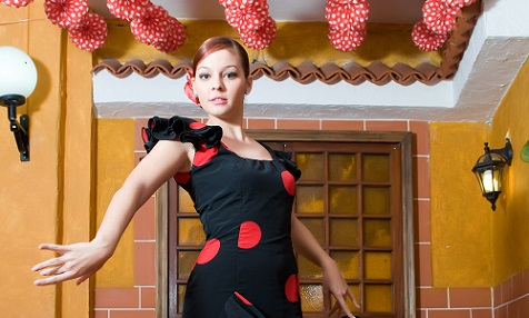 Flamenco in Andalusien