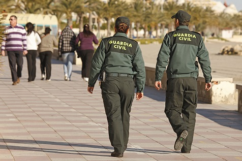 Guardia Civil Conil