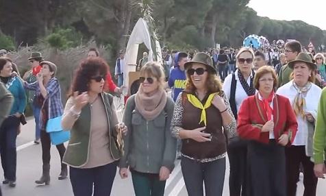 Romería Conil 2015