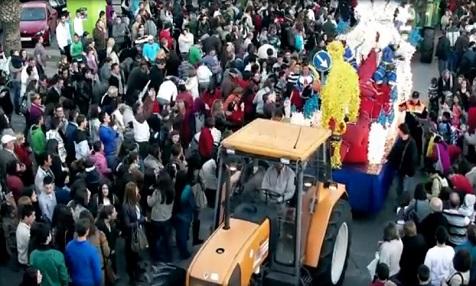 Cabalgata de Reyes 2015 Conil