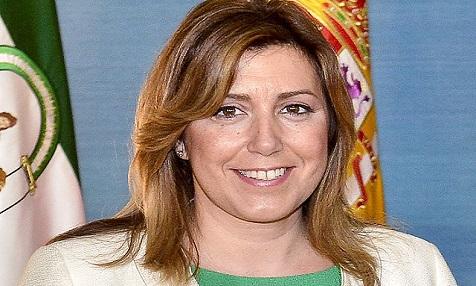 Susana Diaz Andalusien