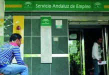 Arbeitslosenzahlen Cadiz