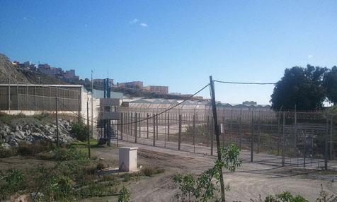 Ceuta_Grenze