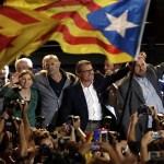 dpa - Katalonien nach dem Wahlkampf
