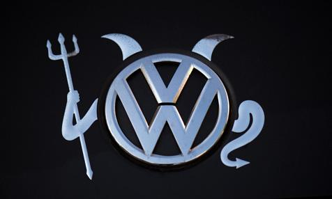 dpa. Volkswagen