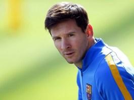 dpa Lionel Messi