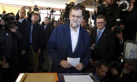 Wahlergebnisse in Spanien