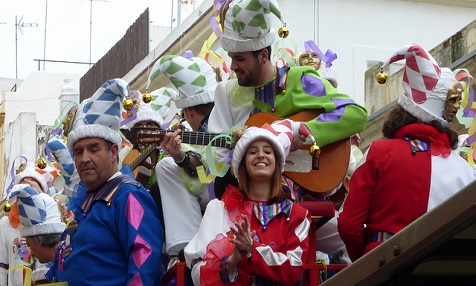 Karneval in Cadiz