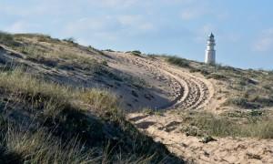 Wanderung um den Faro Trafalgar