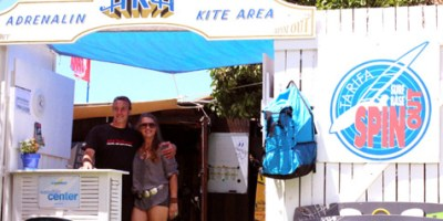 Kitesurfschule in Tarifa