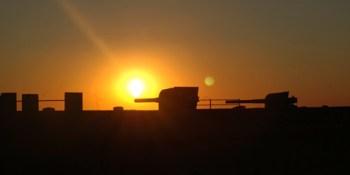 Cádiz Kanonen 2