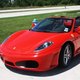 Geschenktipp: Ferrari fahren
