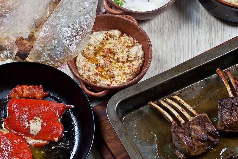 Moroccon Lamb Chops