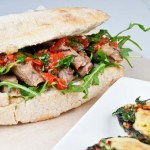 Steak Sarnie & Cheesy Mushrooms - Jamie Oliver