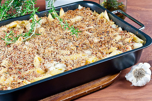Cauliflower Macaroni - Jamie Oliver