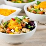 Chicken Panzanella Salad