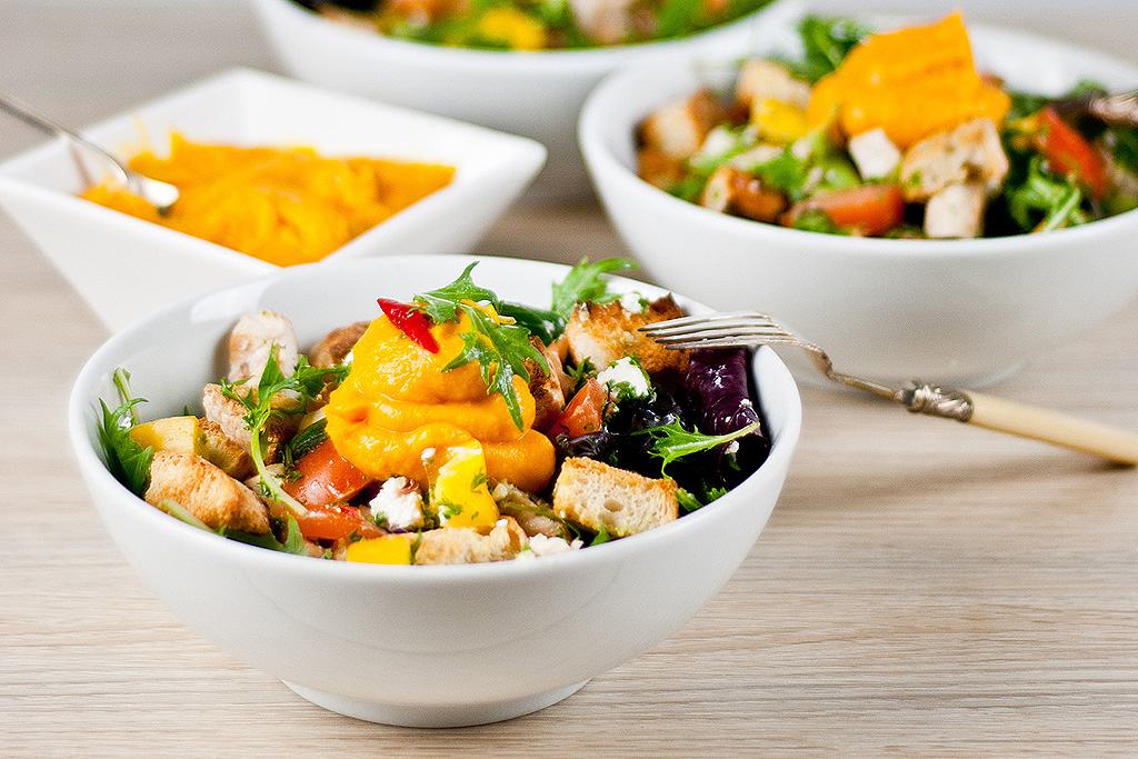 Chicken Panzanella Salad 1024