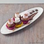 Chocolate Marshmallow Mini Cupcakes - gluten free