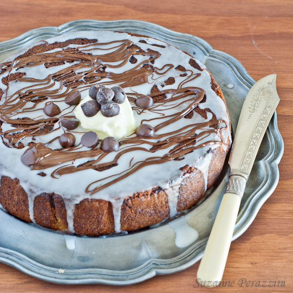 Deep-Dish Cookie Pie - Gluten-Free