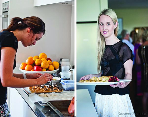 Dana and cook