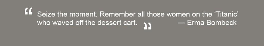 Errma Bombeck quote