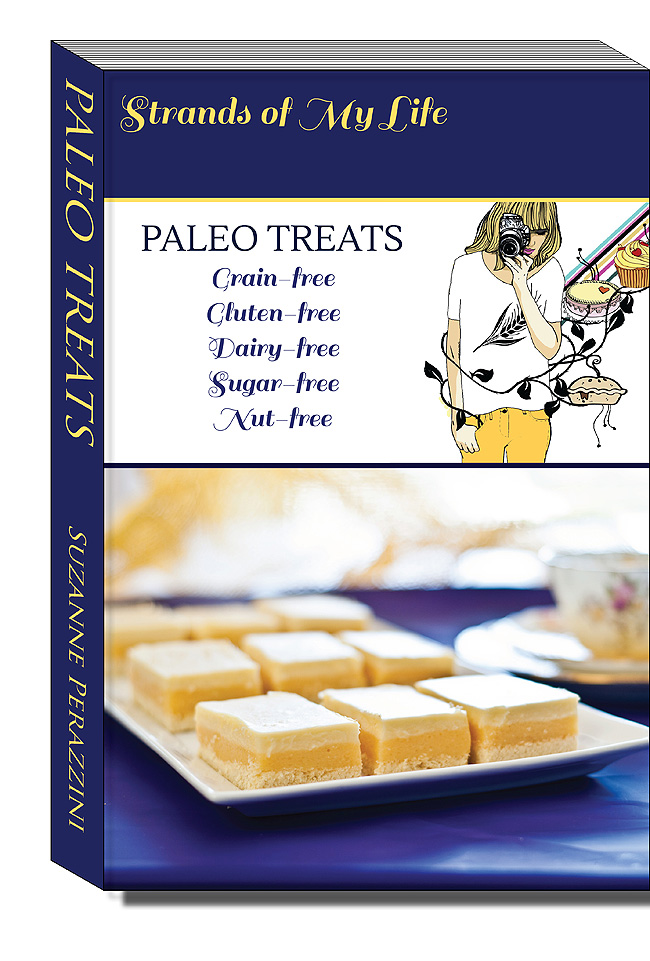 Paleo Treats by Suzanne Perazzini