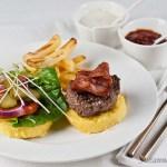 Polenta Burgers - gluten-free & fructose friendly
