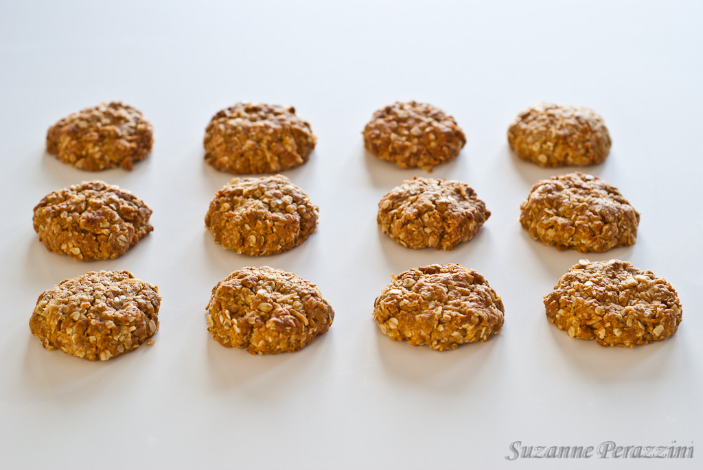 Anzac Biscuits - gluten-free & low FODMAP
