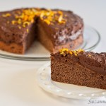 Chocolate Mousse Cake -gluten-free and low fructose