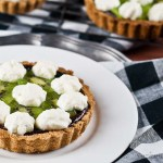 Kiwi fruit tarts - gluten-free & low FODMAP