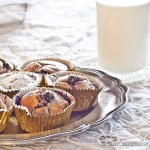 Peanut Butter Banana Muffins - gluten, grain, dairy and sugar-free