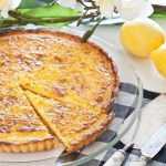 Lemon Tart - Gluten-Free & Low FODMAP