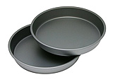 Non-Stick 9 Inch Round Cake Pan Two Piece Set