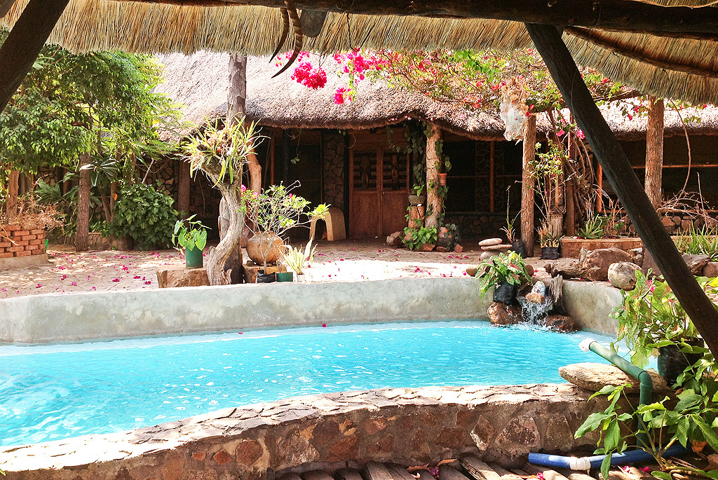Zambezi fishing lodge and game farm for sale and a family for Fishing lodge for sale