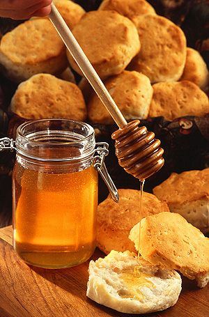 Honey which can NOT be eaten on a low FODMAP diet