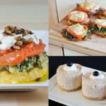 Dinner Menu - gluten free & low FODMAP