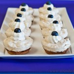 Mini-Cheesecakes - Gluten-free recipe and low FODMAP
