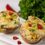 Twice- Baked stuffed Potatoes – low FODMAP & gluten-free recipe